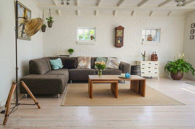 pokoj s nábytkem